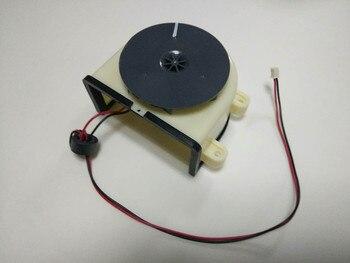 1 Pc Original Fan Assembly For Ilife V3s Pro/v5s Pro/v5/v55/v5s/v50/x5 Robot Vacuum Cleaner Parts Replacement