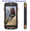 IP68 A Prueba de agua A Prueba de Choques del teléfono 1 GB RAM original SUPPU F6 Resistente Smartphone MTK6582 Quad Core IPS GPS Android 4.4 A Prueba de Polvo GPS
