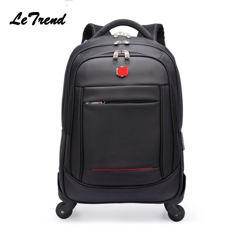 New Multifunction Rolling Luggage 20