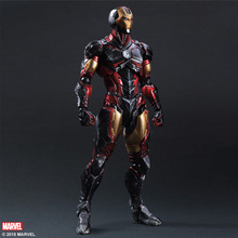 SQUARE ENIX Variant Play Arts Kai Marvel Iron Man PVC Action Figure Collectible Model Toy 35cm HRFG472