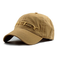 2017 New High Quality Cotton Letter Three Dimensional Embroidery Tenis Masculino Raf Simons Baseball Cap