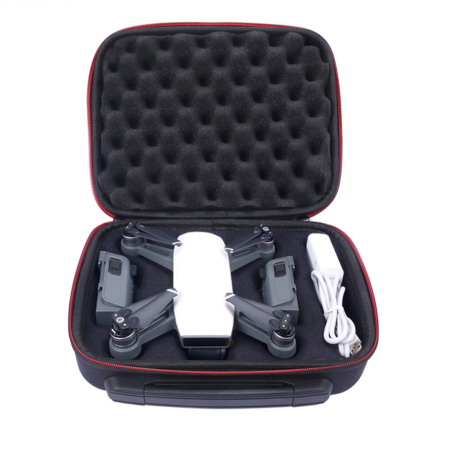 EVA Hard Protective Bag Drone Box for DJI Spark Drone & Accessories Travel Carry Case Storage