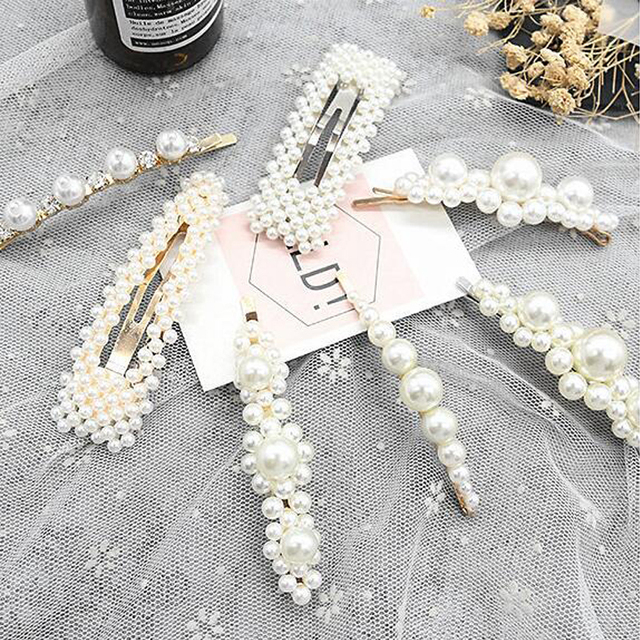 1 шт. новые модные женские туфли Полный бусины для волос Зажимы оснастки заколка Стик шпильки Инструменты для укладки волос аксессуары для волос Hairgrip головной убор подарок