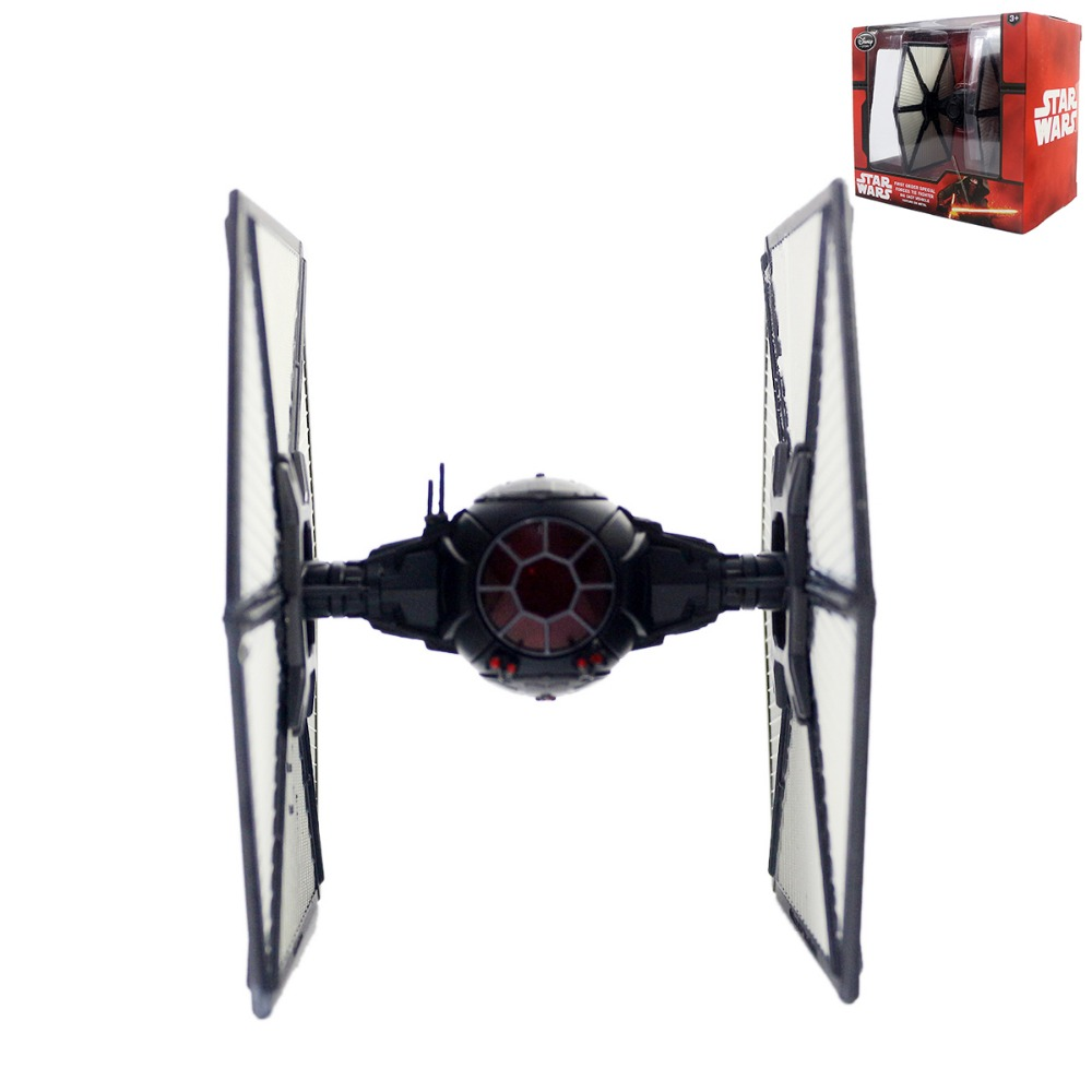 Movie The Force Awakens First Order Special Forces Tie Fighter Type A Free Shipping l a movie