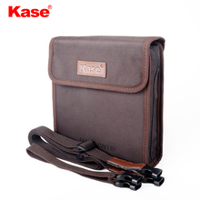 Kase Canvas Filter Soft Bag Protector Case Pouch for 150x150mm 150x170mm 170x170mm 170x190mm Square Filters,Can hold 10 Filters