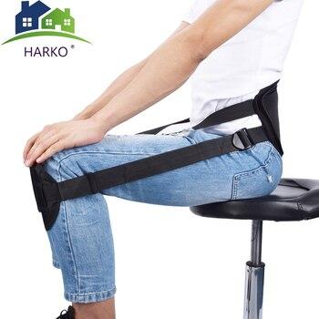 Adult Sitting Posture Correction Belt Clavicle Support Lower Back Waist Support Spine Braces Supports Back Posture Corrector Поза