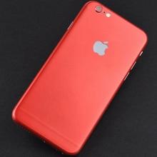 PVC iPhone Skin Sticker For iPhone 8 6 6S 7 Plus XS X Sticker