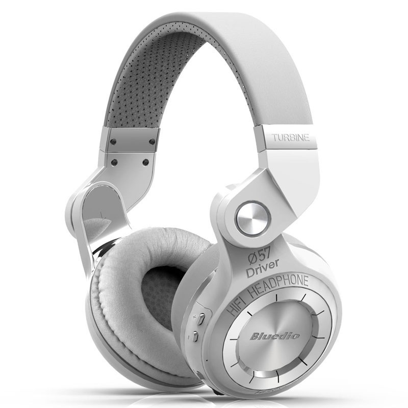 Fashion T2 Turbo Wireless Bluetooth 4.1 Stereo Headphone Noise canceling Headset with Mic High Bass Quality