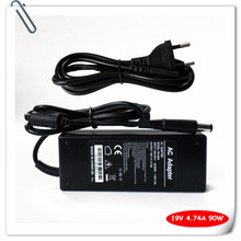 Neue 90w laptop ladegerät für hp EliteBook 8470p 8470w 8570p 6830s 6910p 6930p 8460p ac adapter netzteil 19v 4.74a