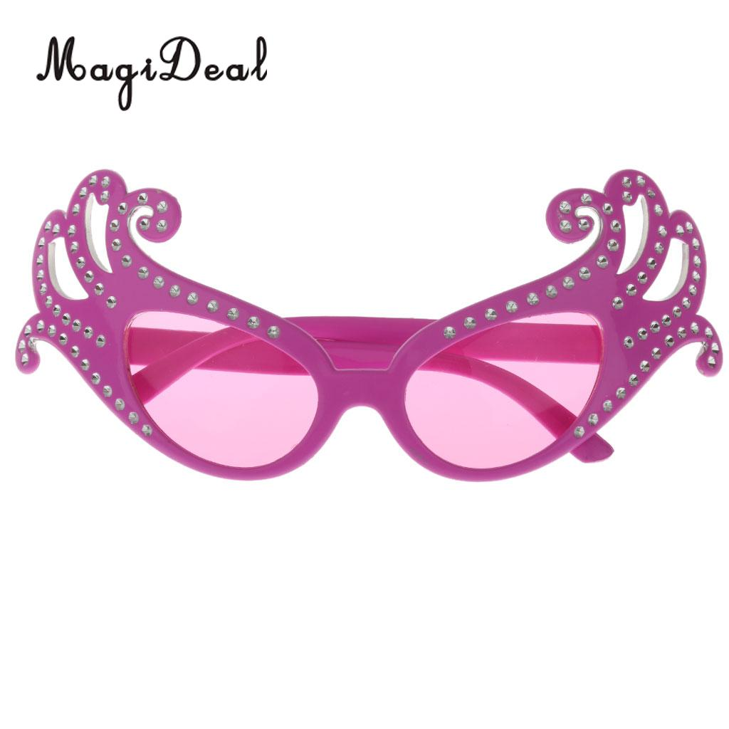 MagiDeal Hen Stag okulary przeciwsłoneczne przebranie