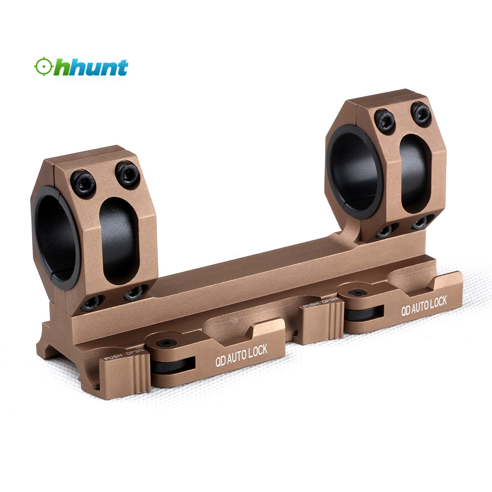 Ohhunt Rock-Solid Hunting Tactical Scope 25.4mm 30mm tejedor - Caza - foto 3