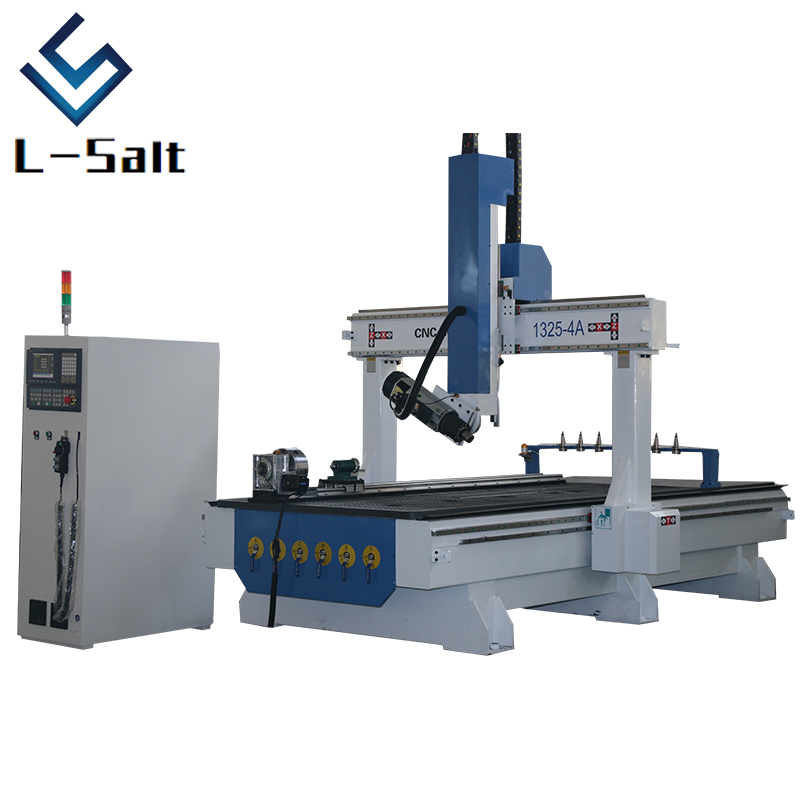 Computer Controlled Wood Carving Machine Cnc For Wood Carving 3d 5 Axis