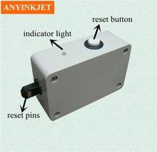 цена на ipf 8000 resetter IPF8000 plotter maintenance tank chip resetter for Ca non  iPF8000 printer plotter