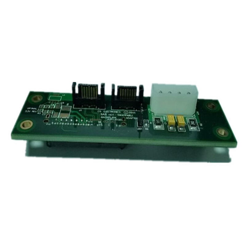 SAS 29 Pin to Two SATA 7Pin Interposer Card
