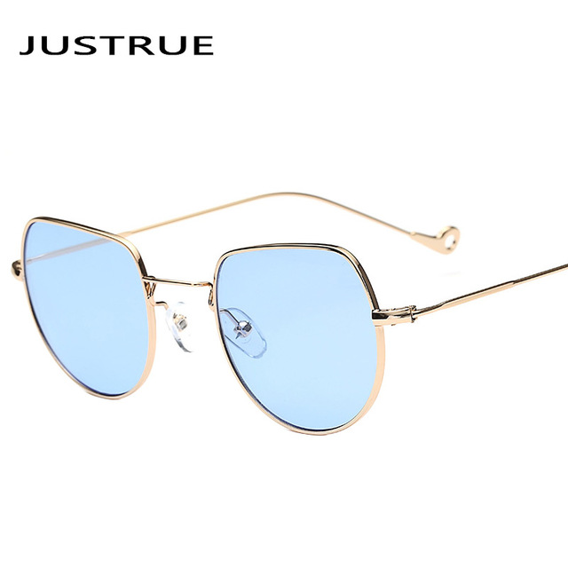 Fashion Brand Sunglasses  justrue 2017 italy design sunglasses women fashion brand