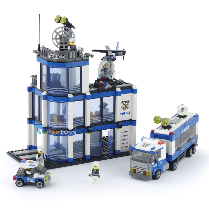 mo control helicopters with Building Blocks City Police Station Coastal Guard Swat Truck Motorcycle Learning Education Toys on Proibido Voar further Viewtopic moreover Traxxas Revo Vxl Brushless Tra86086 Grn P 196171 likewise Detail likewise generalhobby   images all Models goldwing Edge 540 26cc 6.