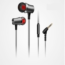 Original Earphone Noise Cancelling No Microphone In Ear Luxury Stereo Bass
