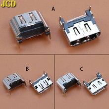 Ps4 hdmi 포트 소켓 인터페이스 커넥터 슬롯 교체 용 소니 플레이 스테이션 4 용 jcd 1 pcs