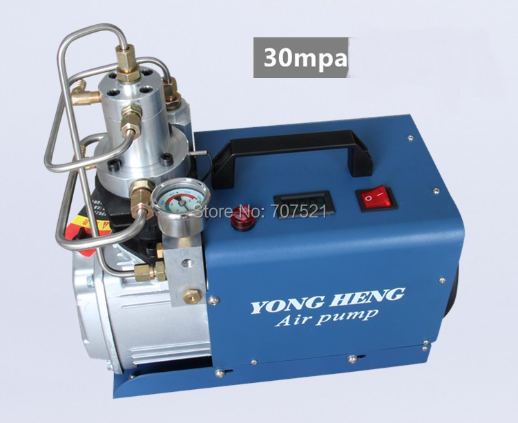 Aliexpress Com Buy Auto Stop Air Compressor 30 Mpa 4500