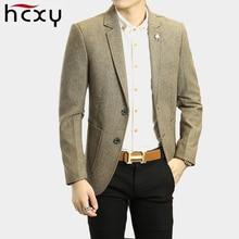 Для мужчин S пиджак новинка 2016 хлопок полиэстер костюм Для мужчин; повседневный комплект Для мужчин пиджак решетки тонкий Куртки для Для мужчин зимние куртки