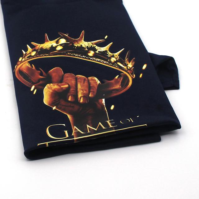 House of Stark Game of Thrones Men T-shirt