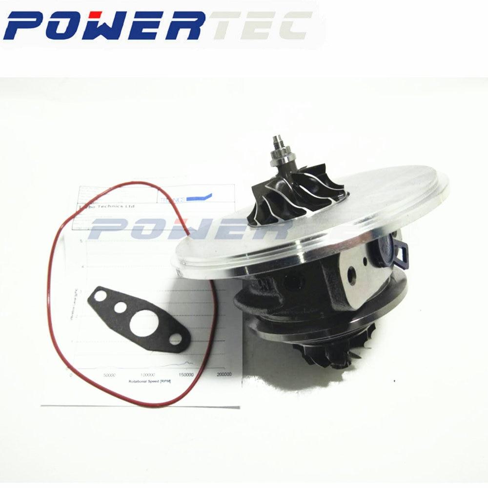 Garrett GT1546JS turbo cartridge Balanced 795637 for NISSAN PRIMASTAR 2 0 DCI 84 KW 114 HP