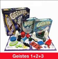 Geistes blitz 1 + 2 + 3 hayalet blitz Geistesblitz 5 Vor 12 kurulu oyunu yüksek kalite aile oyunu kart oyun