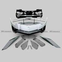 Car styling For Lamborghini LP700 LP720 Portion Carbon Fiber 750SV Style Full Body Kit Fibre And FRP Fiberglass Racing Auto Part