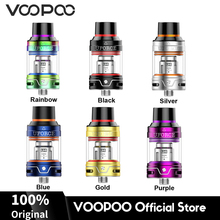 VOOPOO UFORCE TANK 3.5ML Capacity With U4 U2 Coils Electronic Cigarette Vape Atomizer Top Refill 3-Way Bottom Airflow Design
