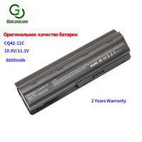 Golooloo 12 cells laptop battery for HP Notebook PC Envy 15/1100 HP630 2000 G32 G72t G42 G56 G62 G72 G42t dm4t g6 G62t g7