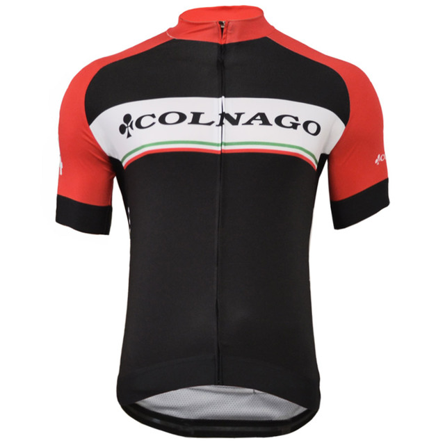 Colnago Cycling Jersey Short Sleeves Summer Riding Cycling Clothing Ropa  Ciclismo Mtb Bike Jersey Shirt Maillot bcb063afe