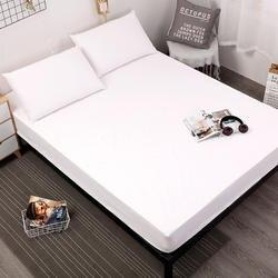 MECEROCK одноцветное цвет наматрасник водостойкие подушка для матраса установлены простыни разделены воды постельное белье с эластичными