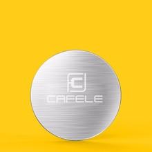 CAFELE 1 шт. лист stel для CAFELE магнитный держатель и 1 шт. приклеенная пластина для Магнитного Держателя