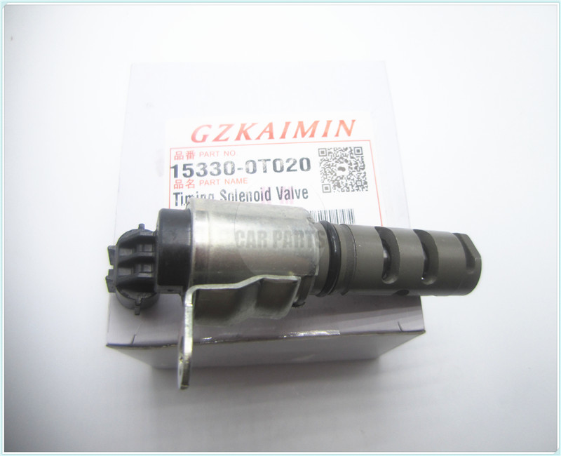 NEW VVT Variable Timing Solenoid For Toyota Corolla Matrix 15330-37020 15330-0T020  15330-37020 1533037020 15330-0T020