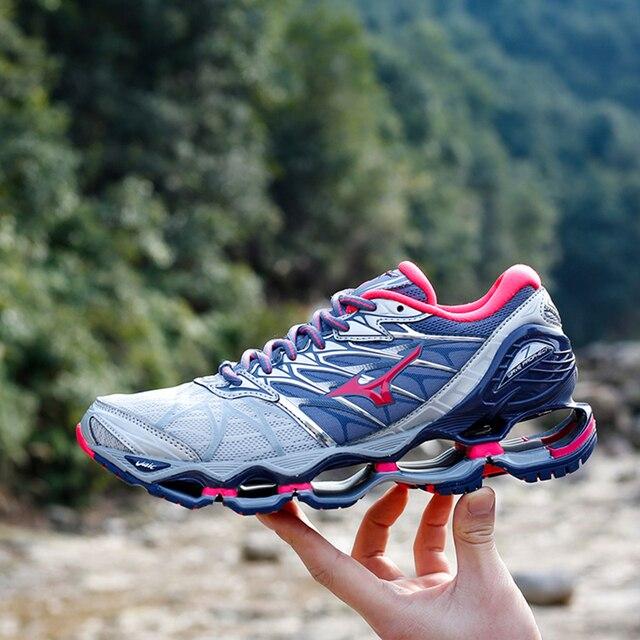 Mizuno Wave Ramalan 7 Sportsnew Wanita Sepatu Olahraga Sepatu Kets 051fd830b3