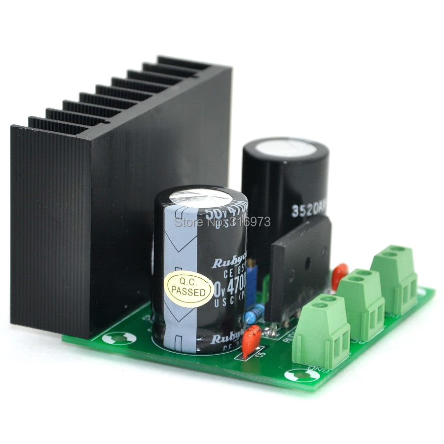 5 Amps 1.5 To 32V Adjustable Voltage Regulator Module.