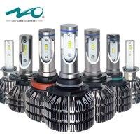 NAO Car LED Headlight H4 H7 H11 H8 H9 H1 HB3 9005 HB4 9006 Light Bulbs