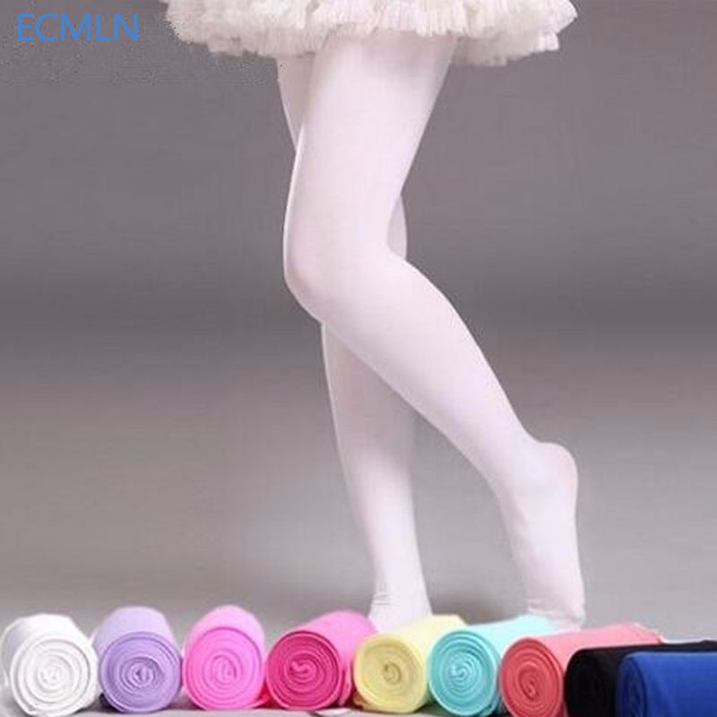 Spring/autumn candy color children tights for baby girls kids cute velvet pantyhose tights stockings for girls dance tights new
