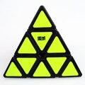 Novo MoYu Pyraminx Magia negra cubo Pyraminx Pyraminx Pyraminx Stickerless Magnética MoYu Yulong
