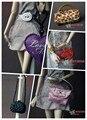 5 шт./лот Подлинная чехол для Куклы барби коллекционное Издание Подлинной моды сумка сумка волновой пакет
