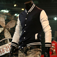 2013 Classic NY Letter Fashionable Sport Baseball Baseball Windbreaker Jacket Restoring Ancient Ways