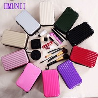 Fashion Women Cosmetics Clutch High Quality Travel Waterproof Cosmetic Bag Case Cosmetic Makeup Brushes Storage Holder
