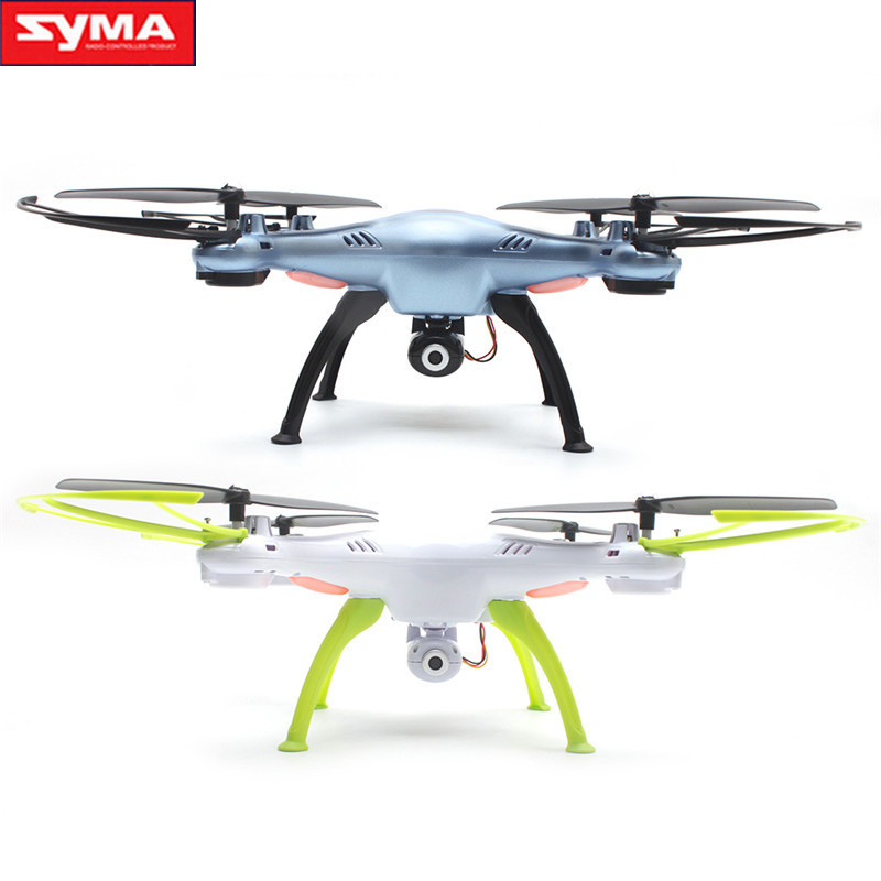 SYMA X5HW Drone RC Helicopter WIFI FPV Camera Quadcopter Remote Control Helicopter With 2MP HD Camera 6-Axis Drone syma x8hw wifi fpv locking high rc quadcopter drone with wifi camera 2 4ghz 6 axis gyro remote control quadcopter