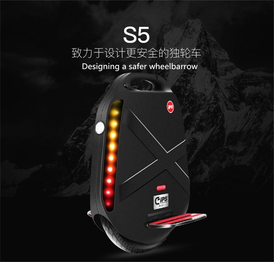 Top Electric unicycle IPS S5 European Warehouse Delivery 1