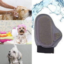 Pet Dog Cat Massage Grooming Hair Removal Bath Brush Cleaning Comb Palm Glove Puppies Kit newest dog glove for combing hair remove brush grooming cleaning massage bath large dog brush comb pet cat dog accessories