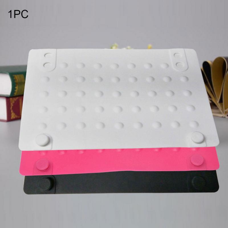 Cuisine Anti-Dérapant Dessous de plat plateau Lisseur résistant à la chaleur silicone HOLDER 6 L