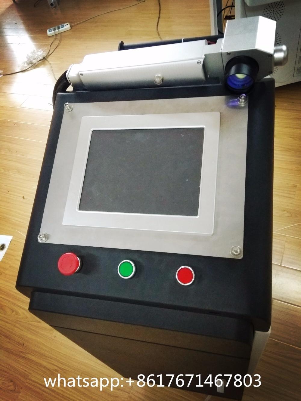 200 Вт 500 Вт волокно лазерная машина для чистки горячая Распродажа в Китае для удаления краски/лазерный удаления ржавчины