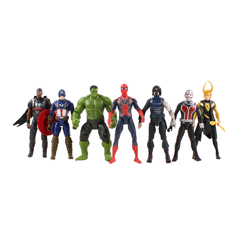 Marvel Avengers Vision Infinity War Endgame Hero Collection Action Figures Toy