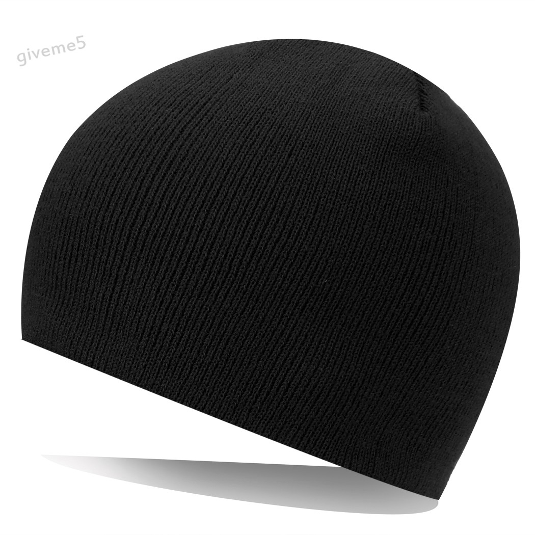 Warm Winter Beanies Solid Color Hat Unisex Warm Soft Beanie Knit Cap Hats Knitted Gorro Caps For Men Women 5 colors 31 hot sale winter cap women knitted wool beanie caps men bone skullies women warm beanies hats unisex casual hat gorro feminino
