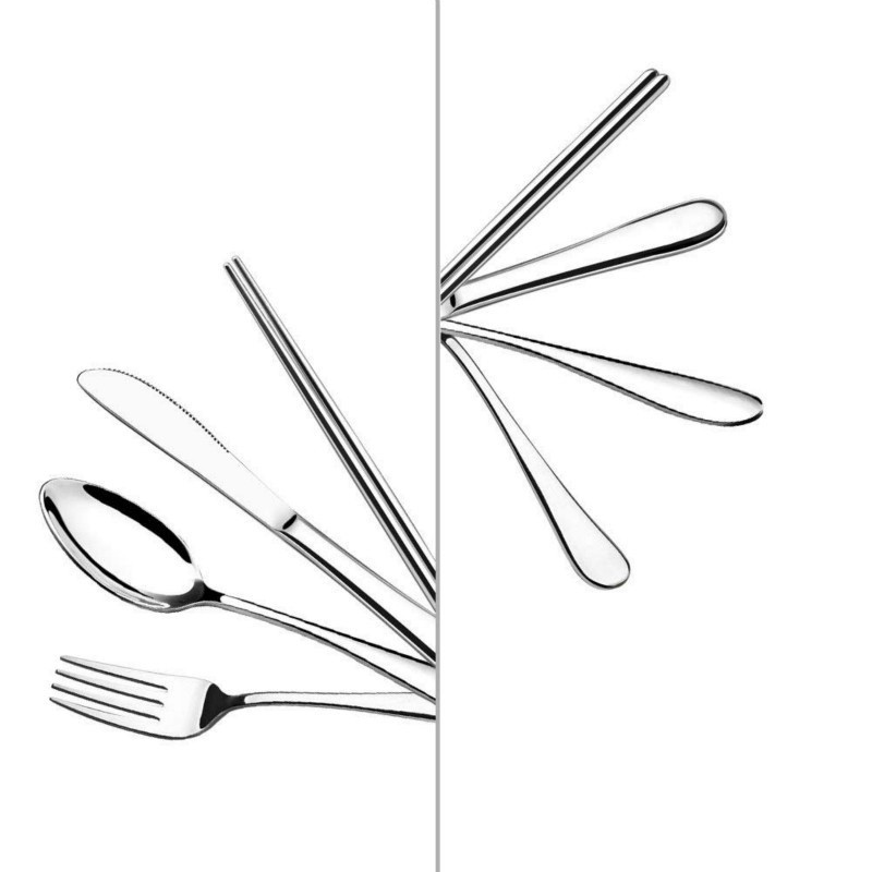 Stainless Steel Fork6
